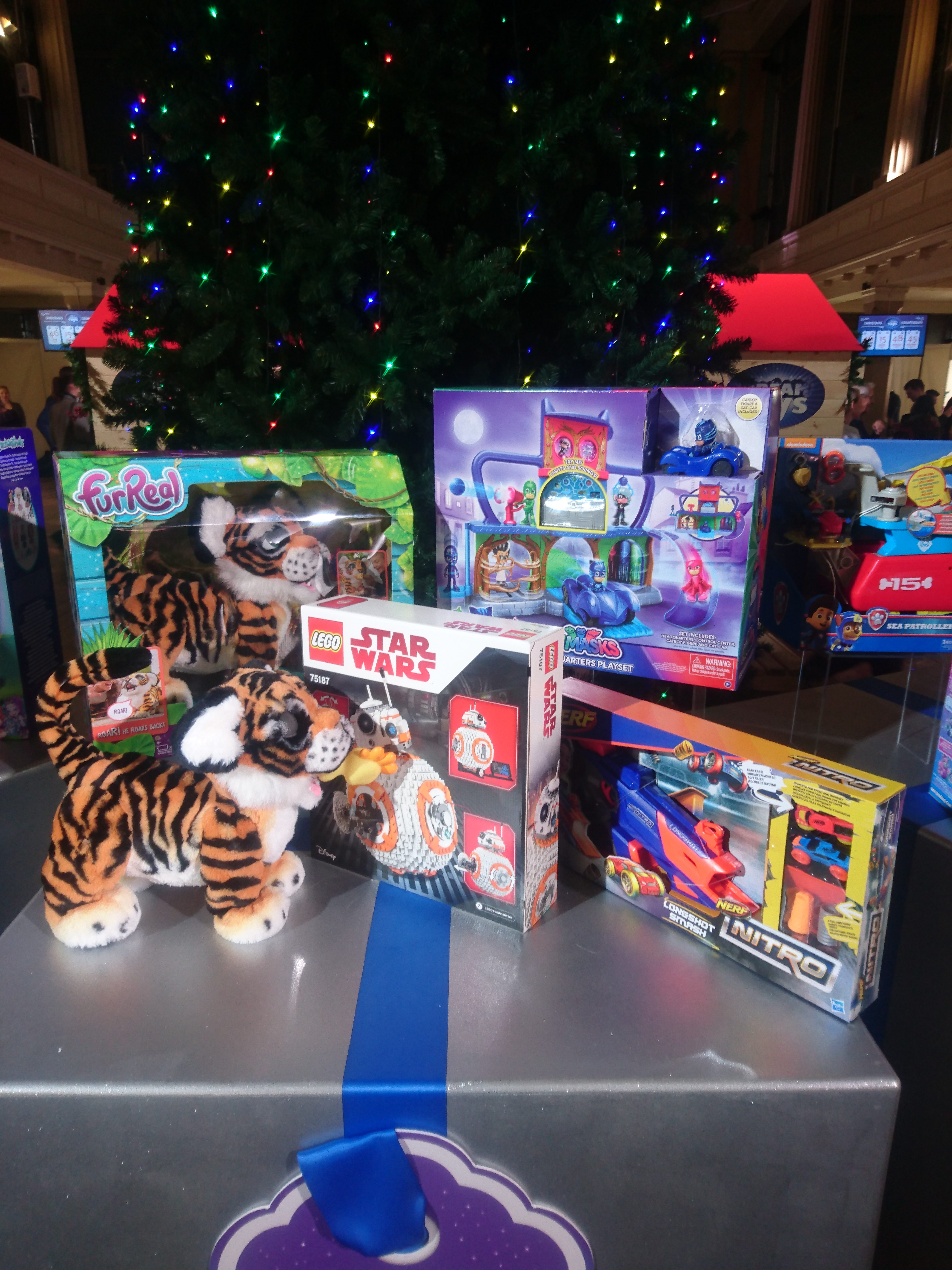 Revealed:  DreamToys list of must-have Christmas toys for 2017