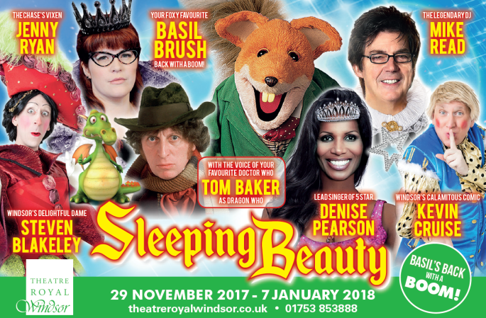 Review – Sleeping Beauty at The Theatre Royal, Windsor