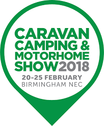 Win Tickets to the Caravan,camping and motorhome show 2018