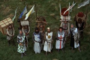 Monty-Python-and-the-Holy-Grail - British Camping Films