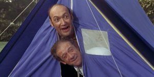 Carry on Camping - British Camping Films
