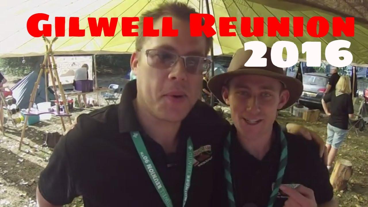 Gilwell Reunion 2016