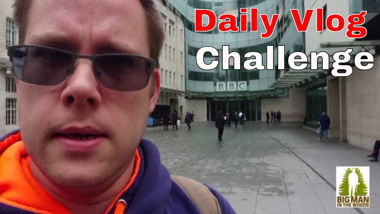 The Honest Fathers daily vlog challenge