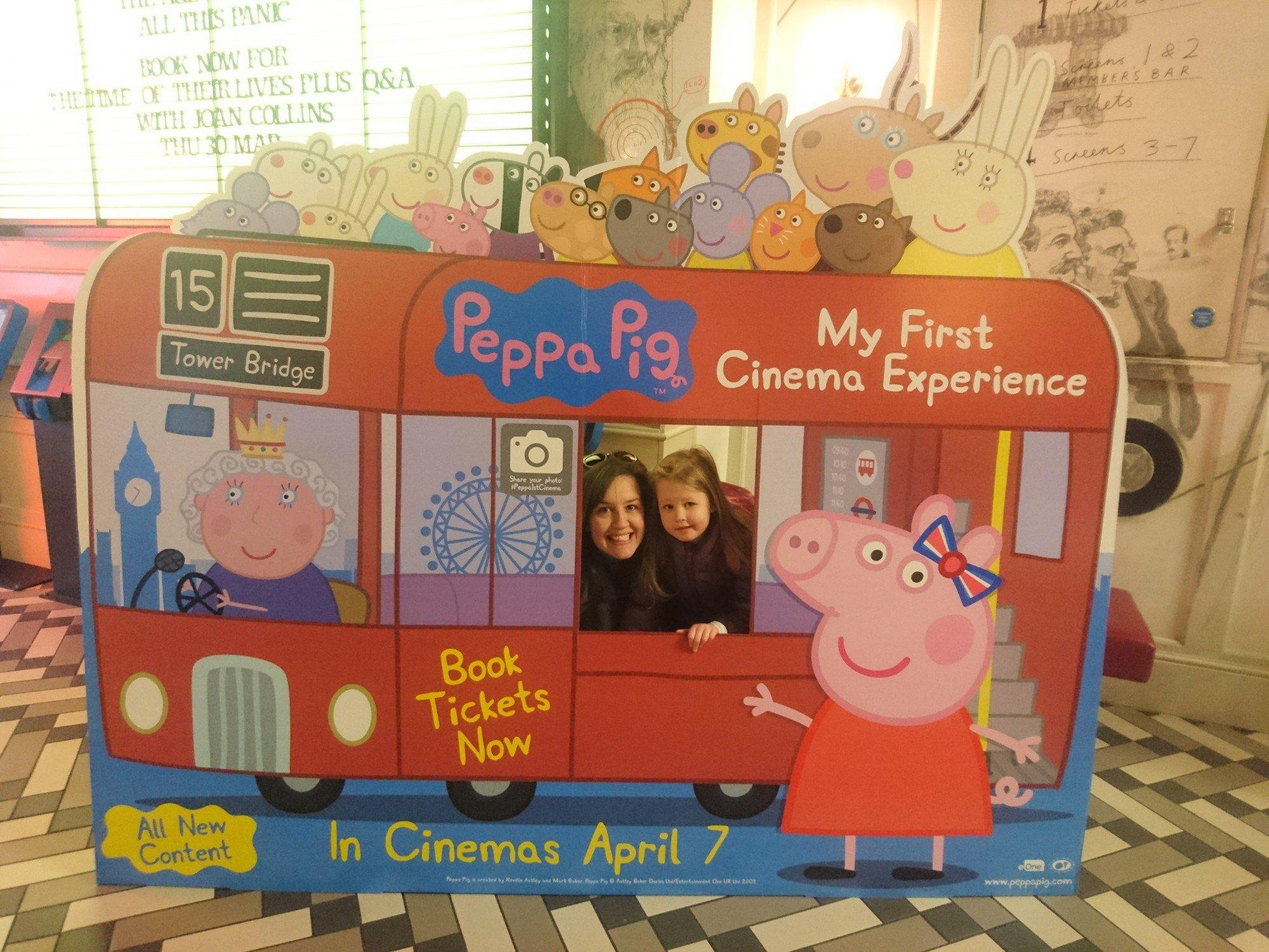 Peppa Pig The Movie