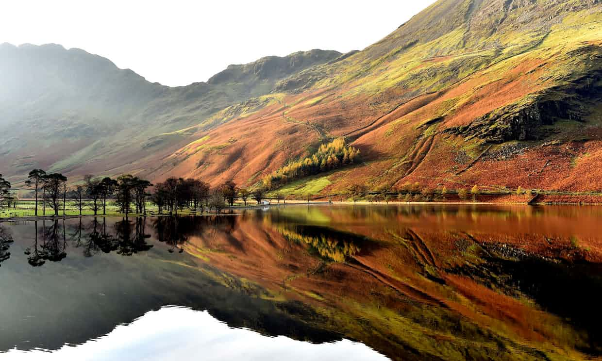 Lake District is UK's first national park to win world heritage status