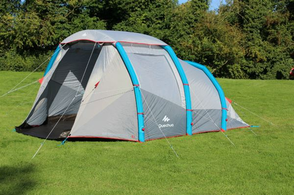 Quecha Air Seconds  4.1 XL Family Camping Tent – Product Review