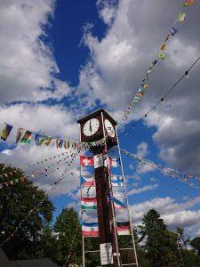 Gilwell Park Clock