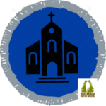 The church badge