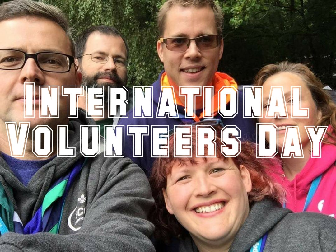 International Volunteers Day