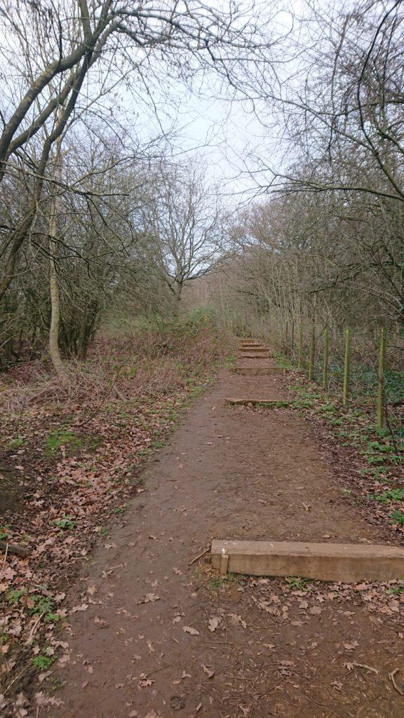 Gruffalo path