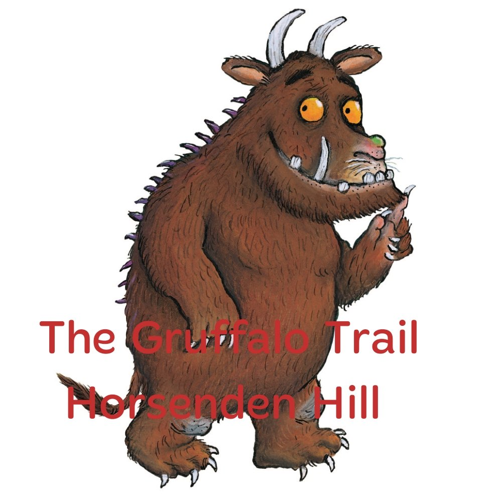 The Gruffalo Trail on Horsenden Hill