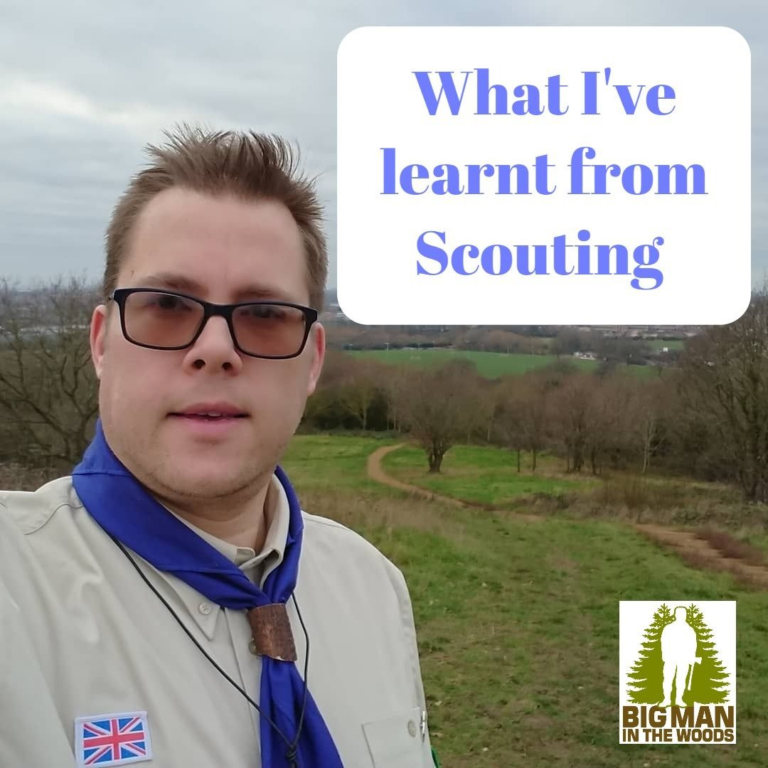 What I've learnt from Scouting