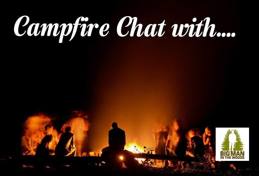 Campfire Chat with… Omar Jatta