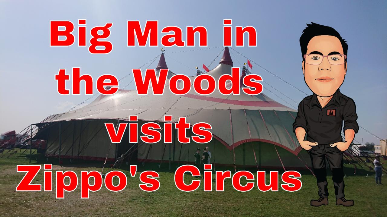 Zippos Circus: Blackheath 2019