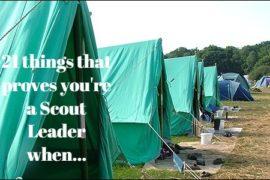 scout patrol tents