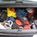 Messy Car boot