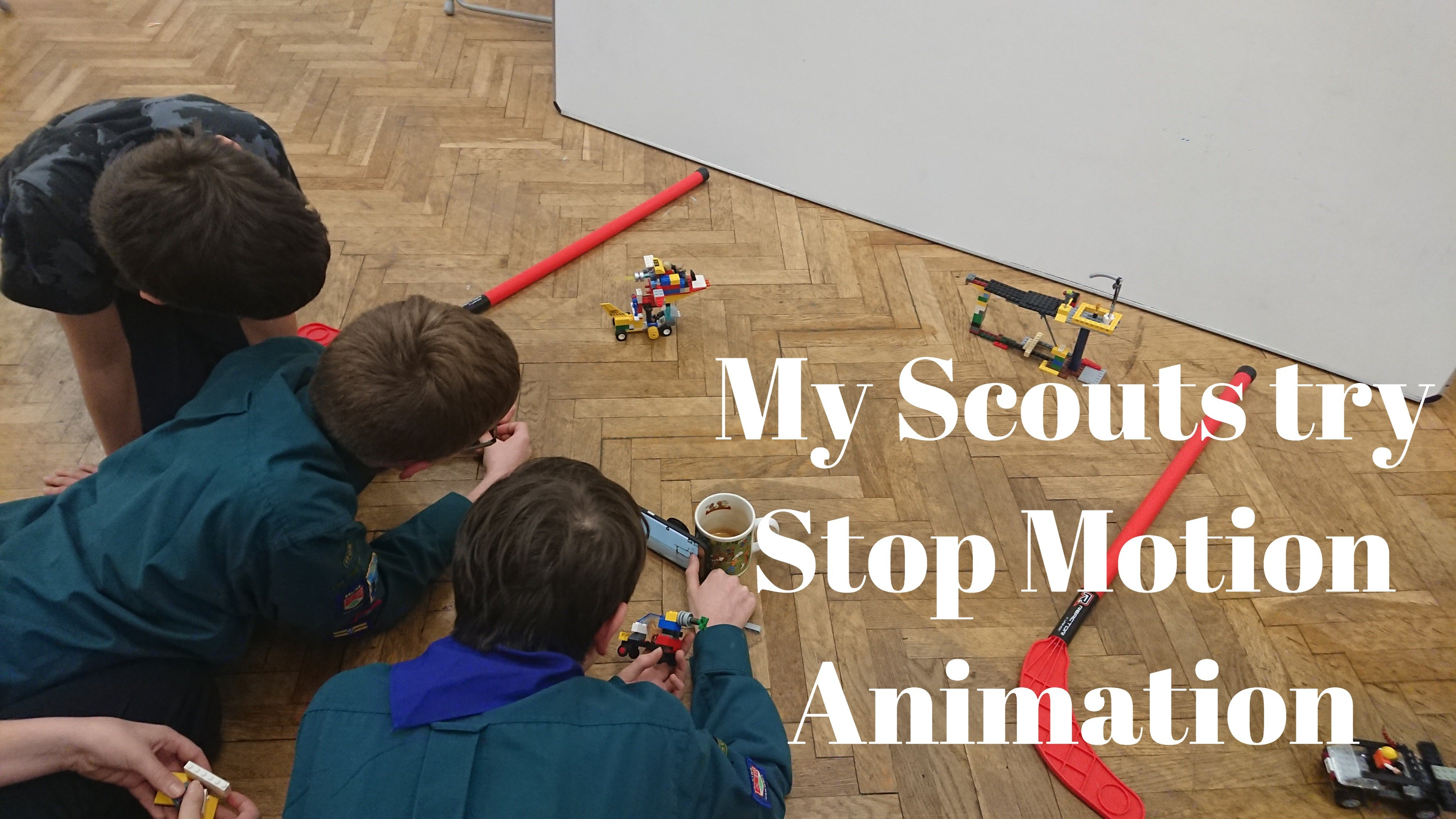 Wallace & Gromit vs My Scouts