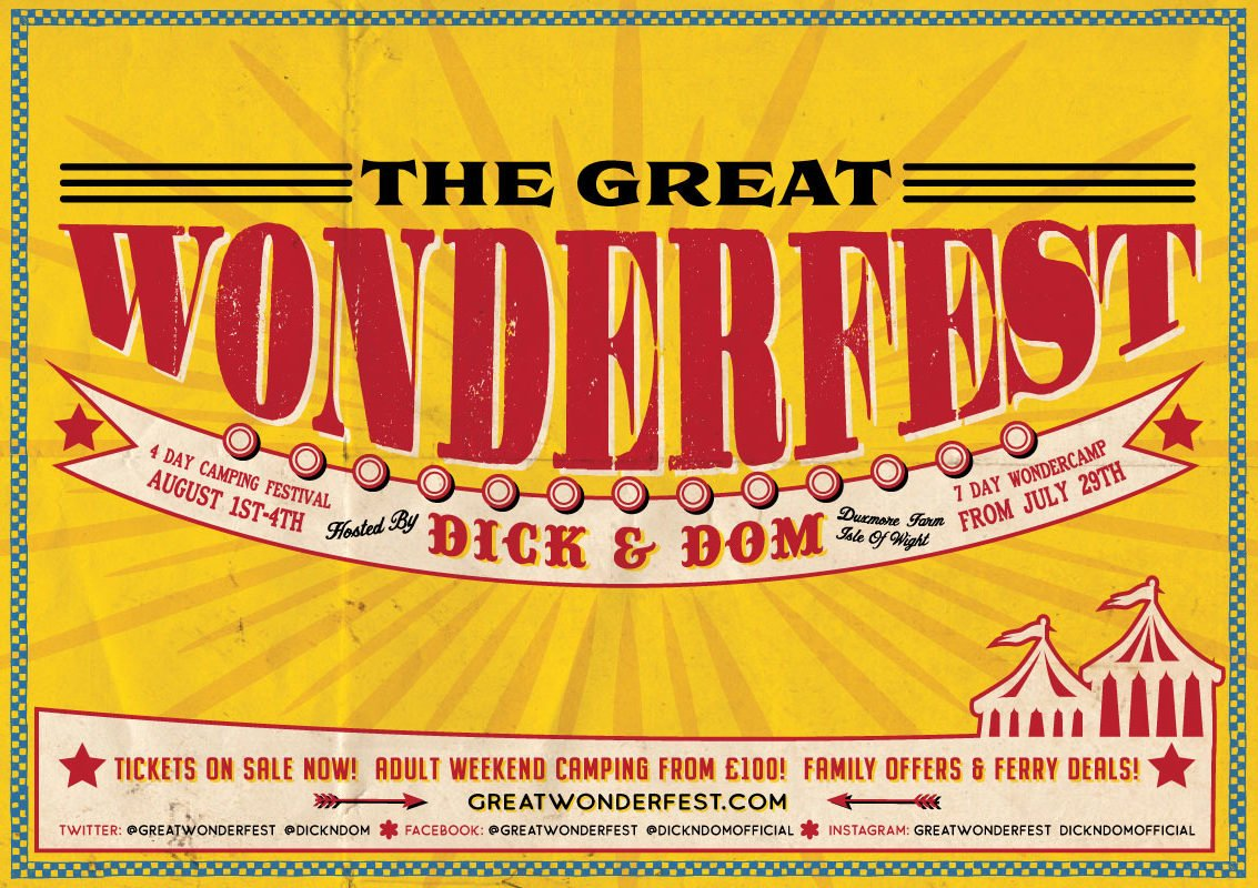 WIN a Family Pass to The Great Wonderfest!