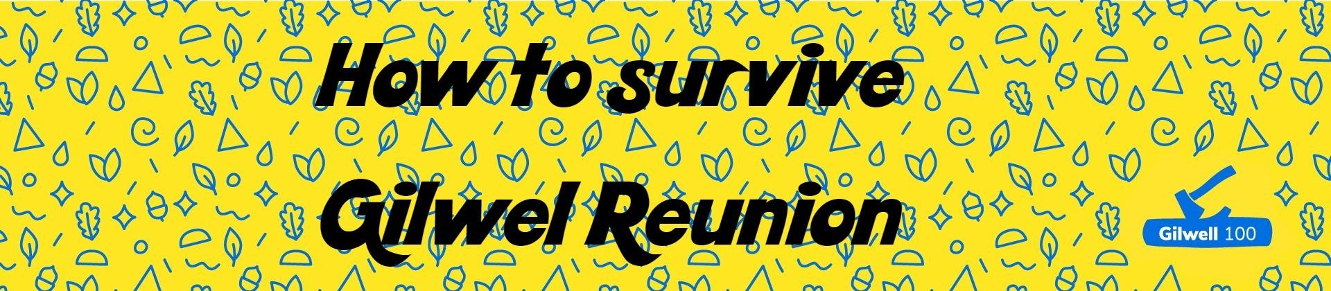 How to survive Gilwell Reunion – tips from Reunion veterans