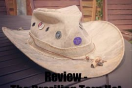 Review :- The Brazilian Tarp Hat